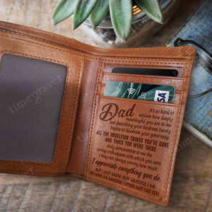 RV2725 - The loving Enthusiasm - Wallet