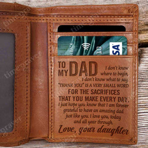 RV2742 - A Very Small Word - Wallet