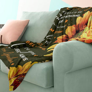 RN2773 - I Am The Storm - Blanket