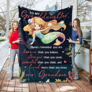 RN2791 - Always Remember You're Loved - Blanket