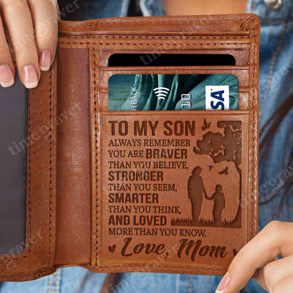 RV2816 - My Son, You're Loved - Wallet