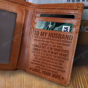 RV2836 - See It In Your Eyes - Wallet
