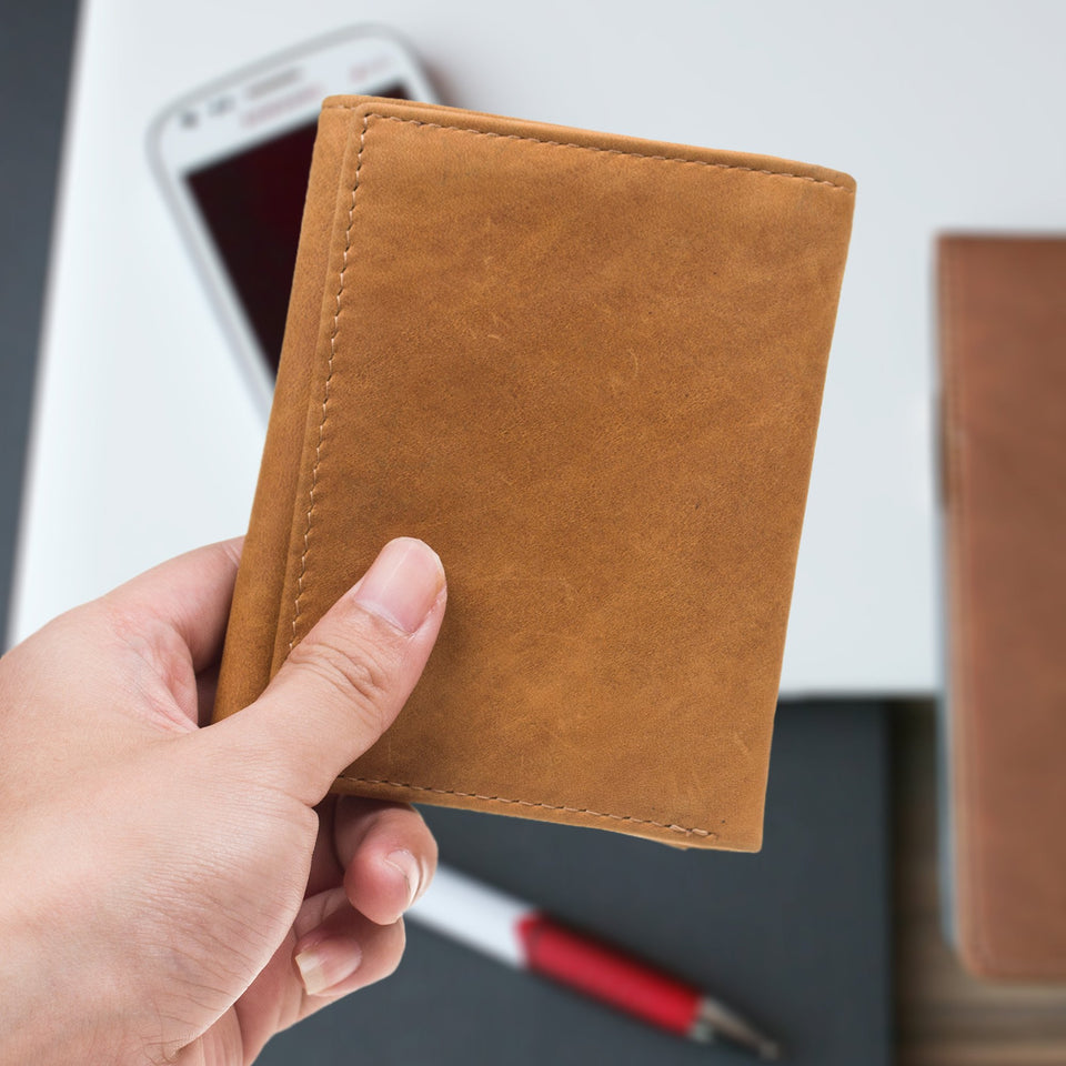 RE2072 - Making You Happy - Trifold Wallet