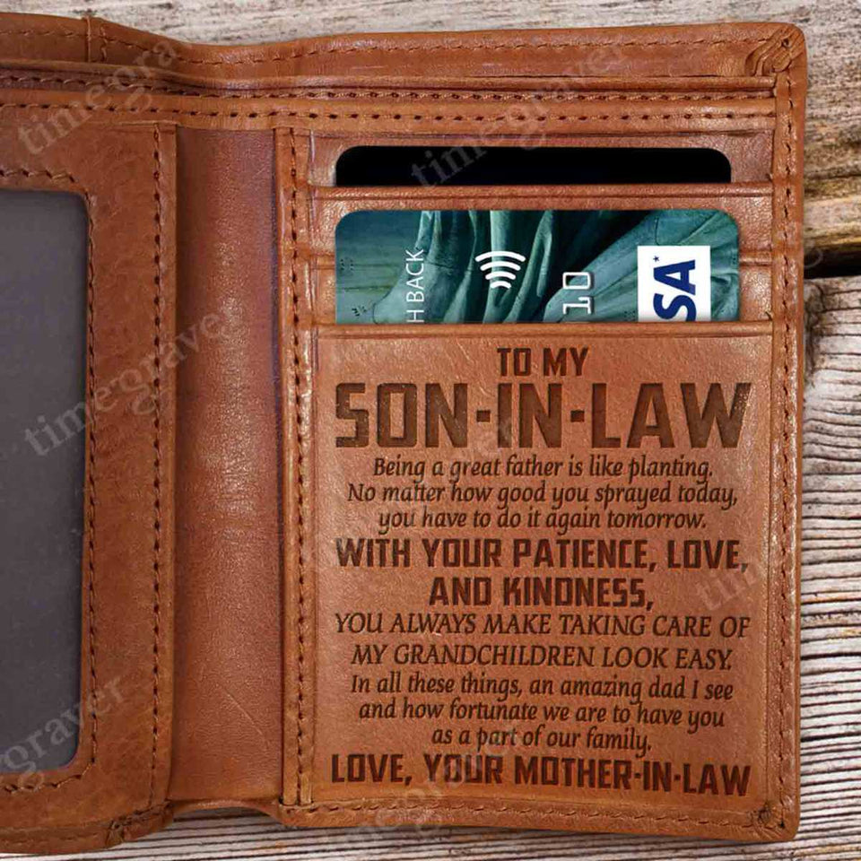 RV0589 - Part of Our Family - Wallet