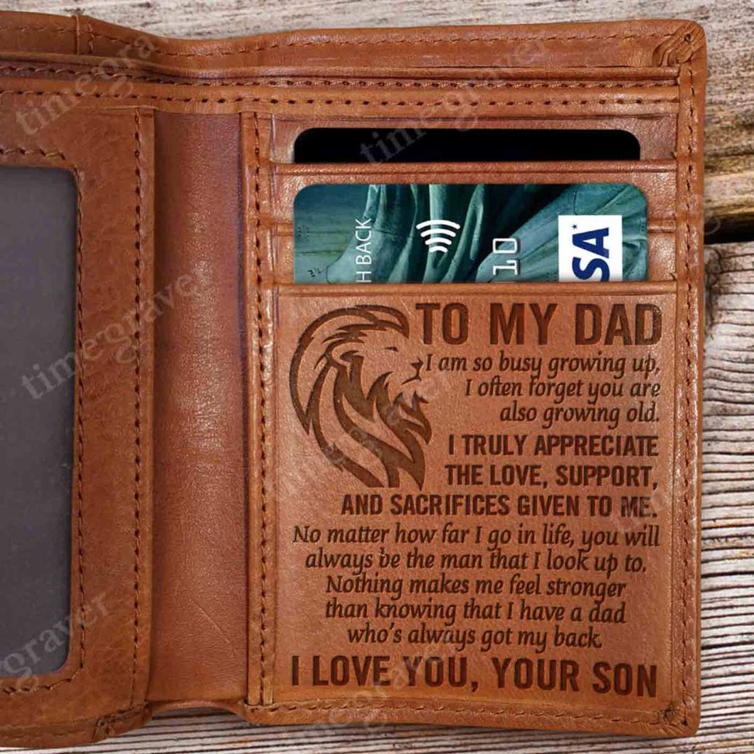 RV0641 - Sacrifices Given To Me - Wallet