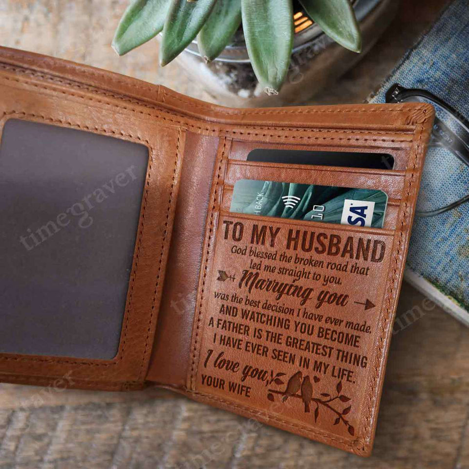 RV0648 - Become A Father - Wallet