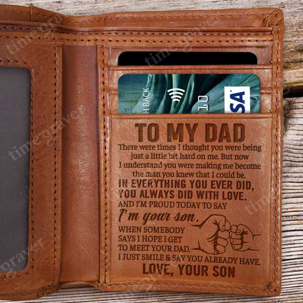 RV0666 - Always Did With Love - Wallet