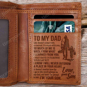 RV0687 - I'm Your Son - Wallet