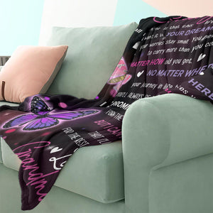 RN0816 - Your Dreams Stay Big - Blanket