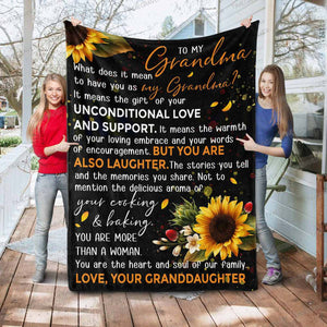 RN0963 - Your Loving Embrace - Blanket