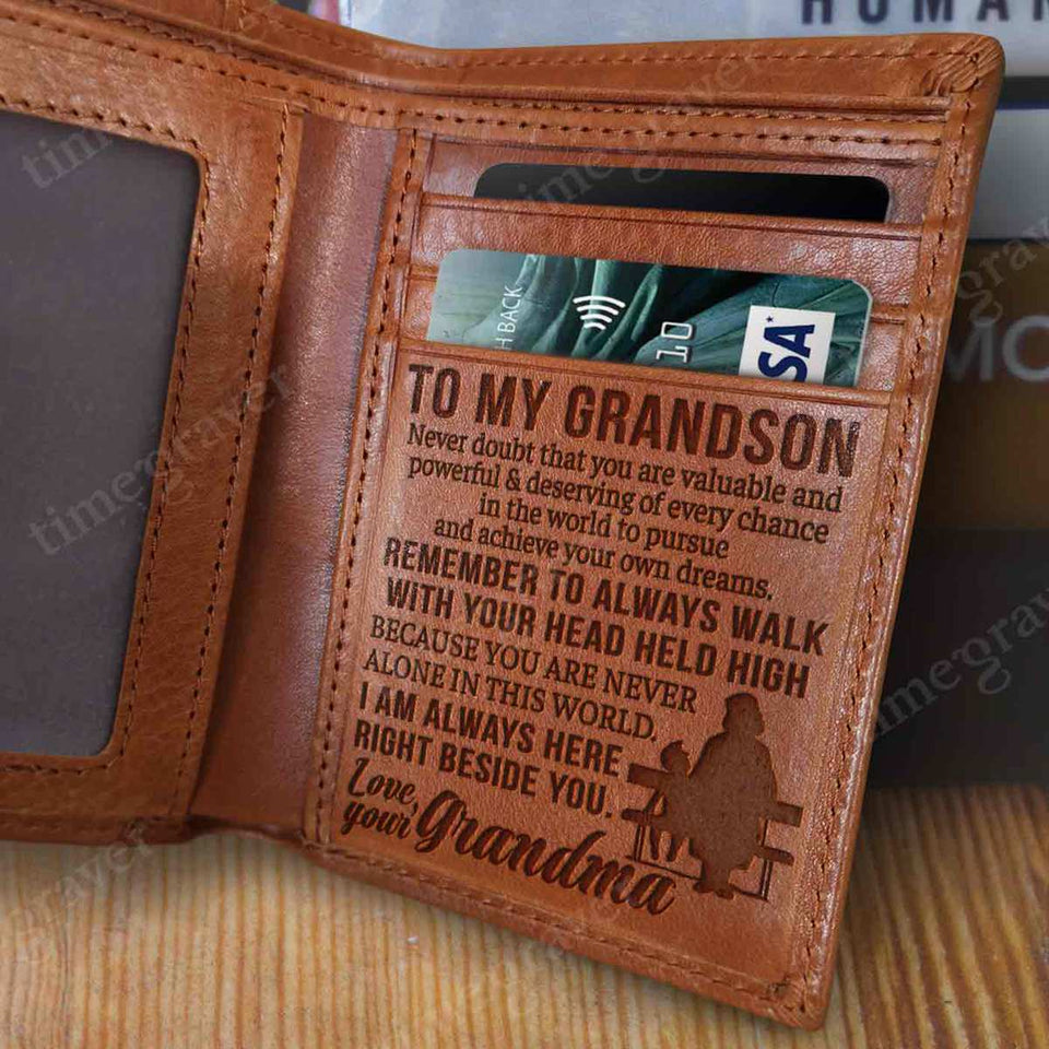 RV0976 - Right Beside You - Wallet