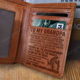 RV0989 - Speak My Truth - Wallet