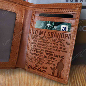RV0991 - How Much You Care - Wallet