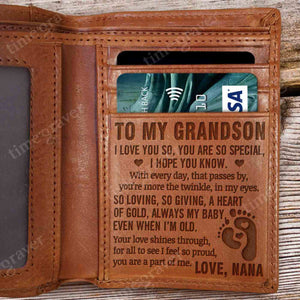 RV1130 - Your Love Shines Through - Wallet