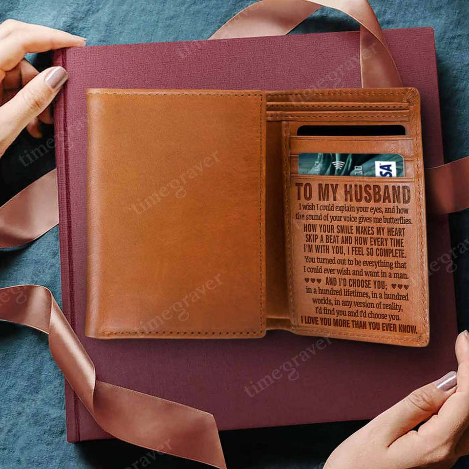 RV1144 - Sound Of Your Voice - Wallet