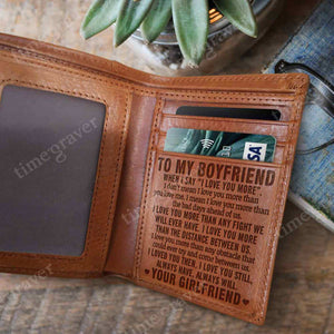 RV1176 - We Will Ever Have - Wallet