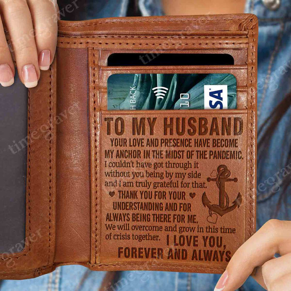 RV1181 - Become My Anchor - Wallet