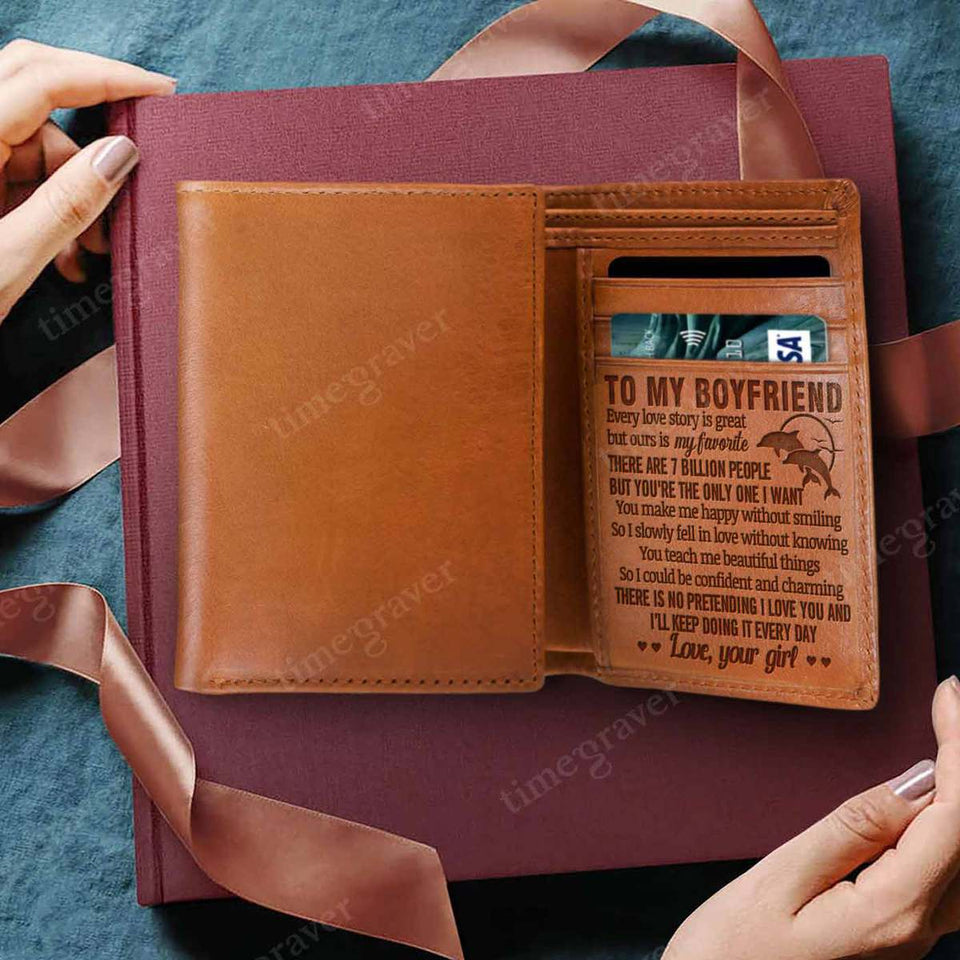 RV1235 - Confident And Charming - Wallet