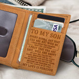 RE2167 - Every Single Day - Trifold Wallet