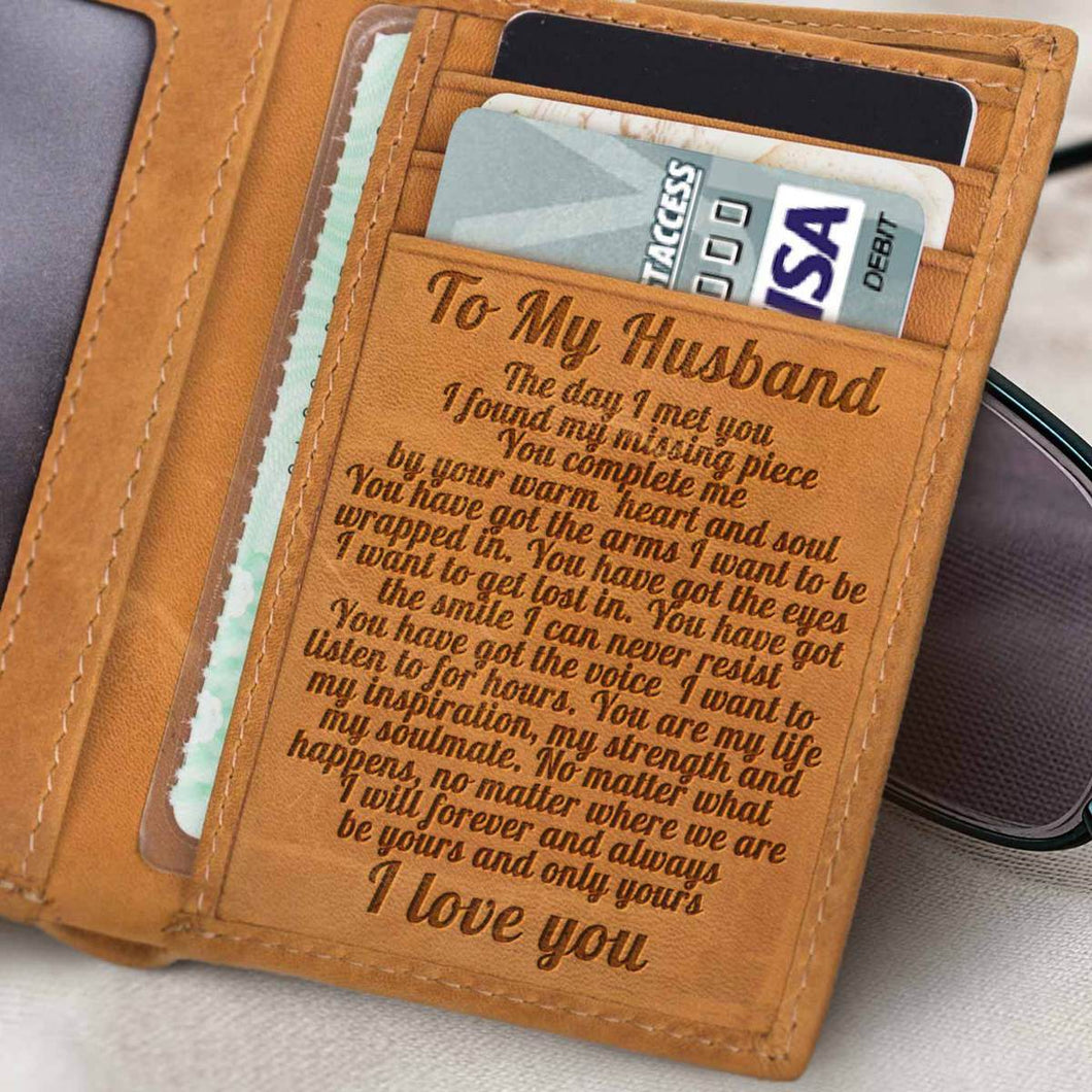 RE2249 - Your Warm Heart - Trifold Wallet