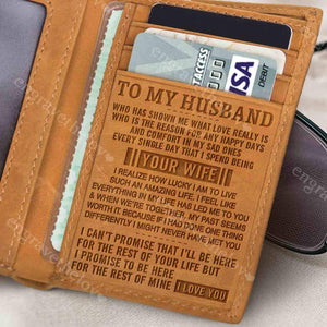 RE2287 - We're Together - Trifold Wallet