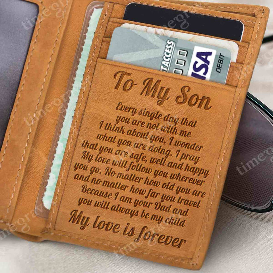 RE2303 - I'm your Dad - Trifold Wallet