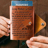 ZD2358 - Richly Blessed - Passport Cover