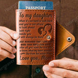 ZD2361 - The First One - Passport Cover