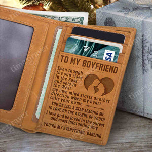 RE2436 - Calls Your Name - Trifold Wallet