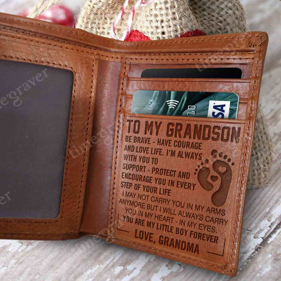 RV2559 - My Little Boy - Wallet
