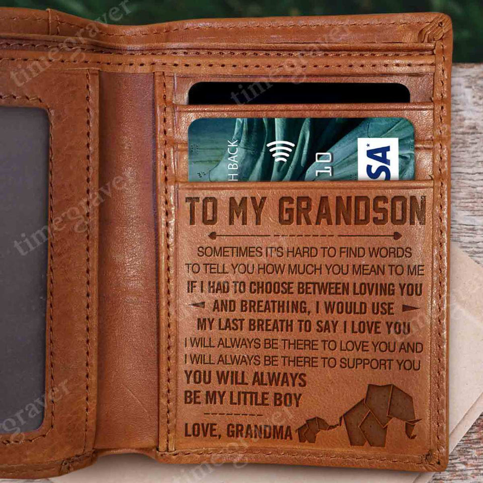 RV2565 - My Little Boy - Wallet