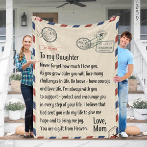RN2799 - Every Step Of Your Life - Blanket
