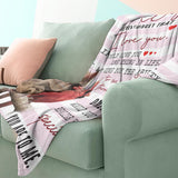 RN2827 - Through My Eyes - Blanket