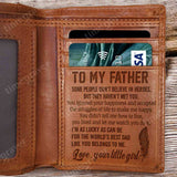 RV0584 - The World's Best Dad - Wallet