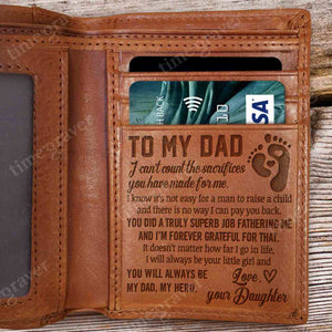 RV0604 - Forever Grateful - Wallet