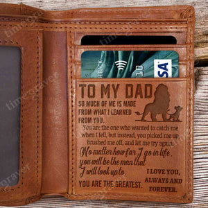 RV0624 - You Are The Greatest - Wallet