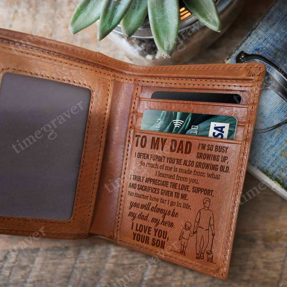 RV0654 - I Learned From You - Wallet