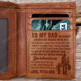RV0663 - The Most Important Thing - Wallet