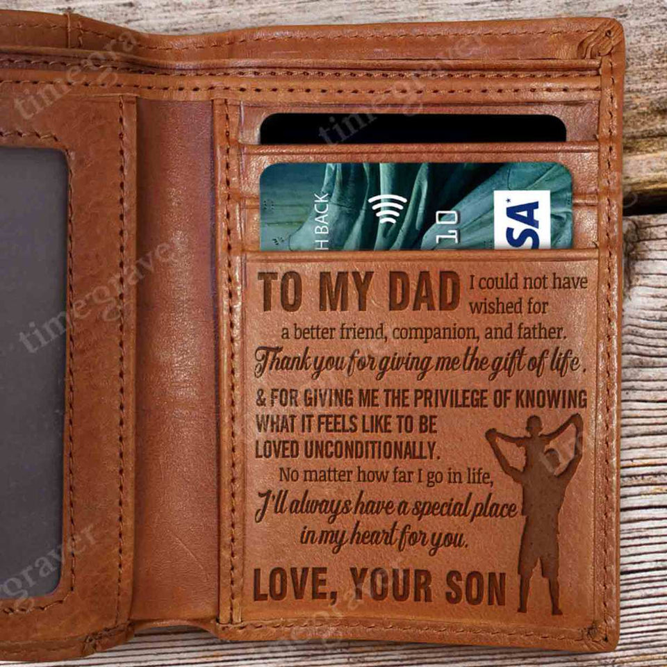 RV0671 - Be Loved Unconditionally - Wallet