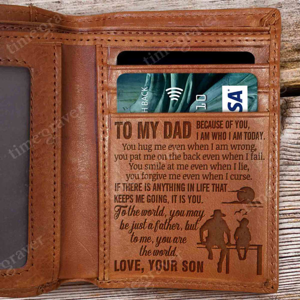 RV0674 - Keeps Me Going - Wallet