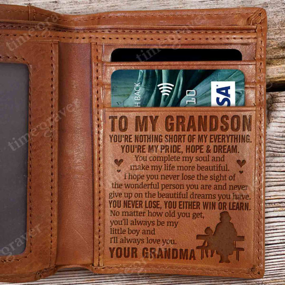 RV0919 - You're My Pride - Wallet
