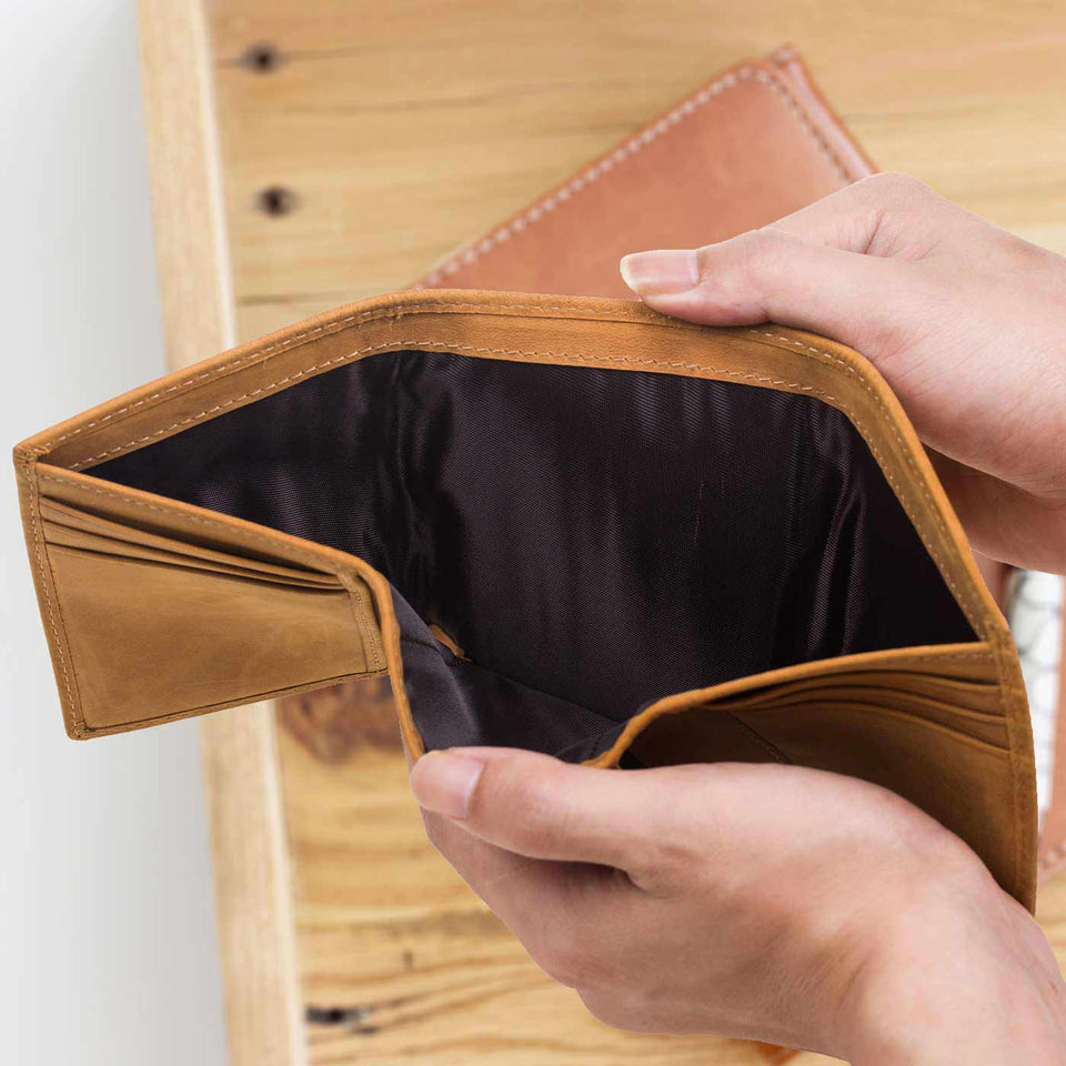 RE0312 - Because Of You - Trifold Wallet