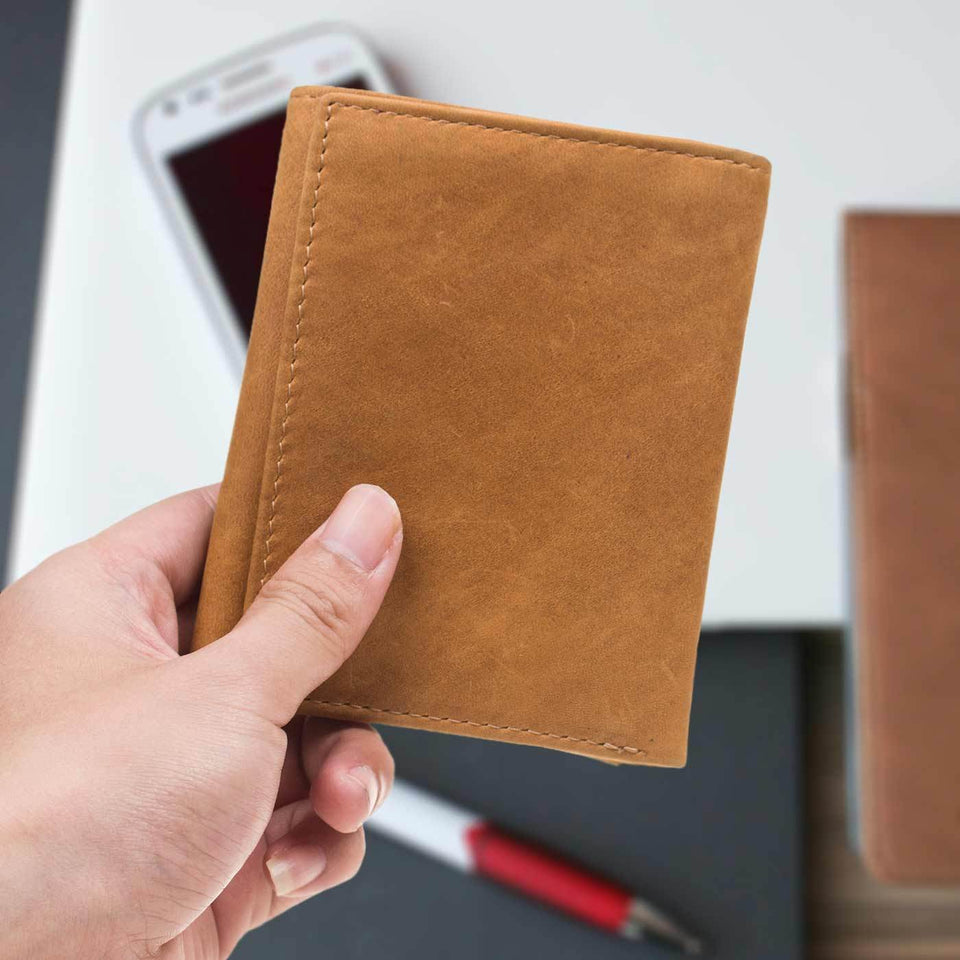 RE2119 - My Missing Piece - Trifold Wallet
