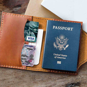 ZD2453 - Because Of You - Passport Cover
