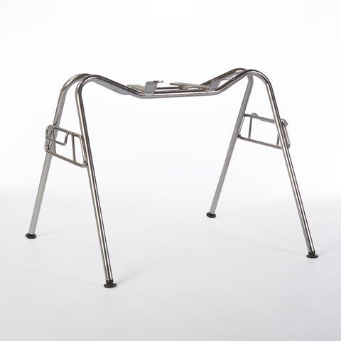 New Narrow Mount Configuration Herman Miller Original DSS Stacking Base For Eames Side Shells