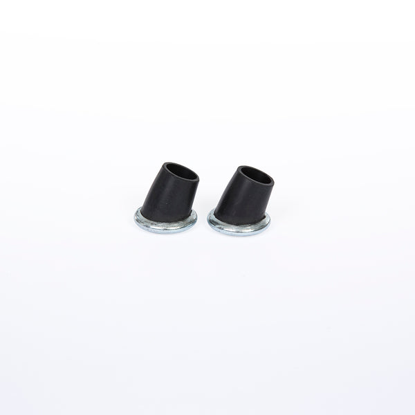 Replacement 2 x (Pair) Eames Herman Miller 'Boot Glides' For 'X' Base