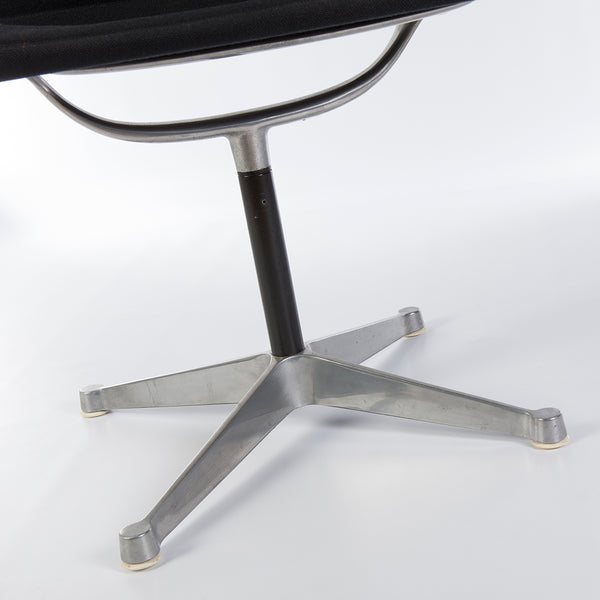Representation of glides being used in Eames Office Chair