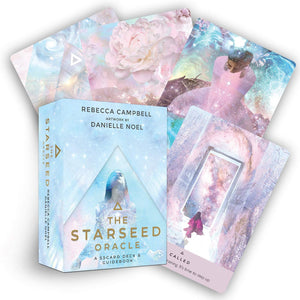 The Starseed Oracle Desk & Guidebook || Rebecca Campbell