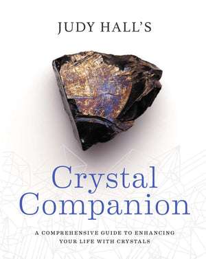 The Crystal Companion || Judy Hall (Paperback)