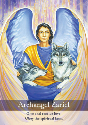 Archangel Oracle Cards & Guidebook || Diana Cooper